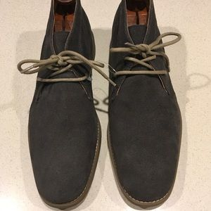 Calvin Klein MENS Ankle Boots